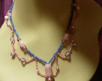 Princess Lace Necklace