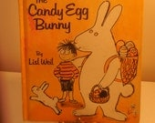The Candy Egg Bunny Book