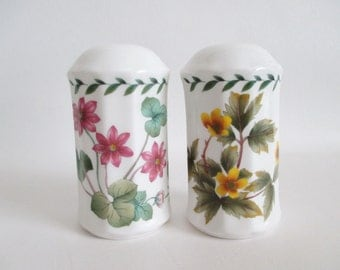 Salt & Pepper Shakers Mikasa Maxima Summer Symphony