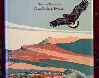 Eagle Feather for a Crow by Alice Durland Ryniker