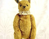 Dickens the Hare Bunny Rabbit  pdf Pattern from Aerlinn Bears