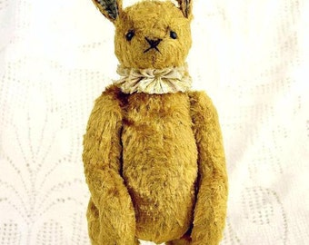 Dickens the Hare Bunny Rabbit  pdf Pattern from Aerlinn Bears