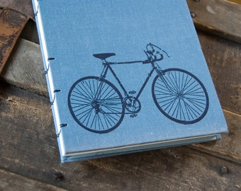 1974 BICYCLE Vintage Book Journal Notebook