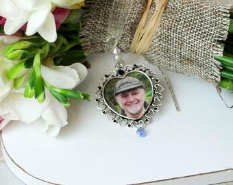 Memory Bouquet Photo Charm