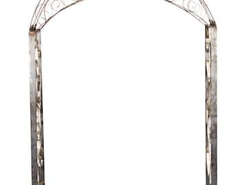 Wine Barrel Ring Wedding / Garden Arch - 100% recycled