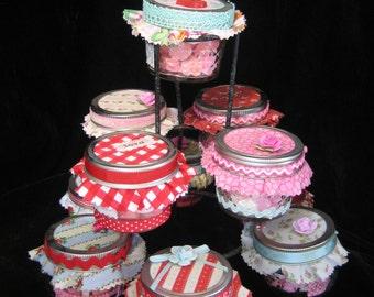 Valentine Sweetheart mason jar