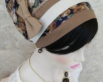head scarf,tichel volumizer,head covering,headcovering,headscarf,jewish head covering,chemo head scarf