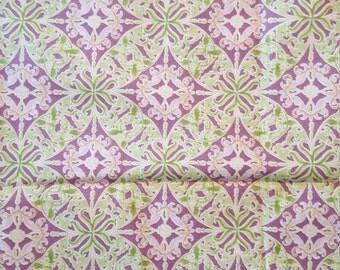 Garden Tea Party Green & Purple for StudioE