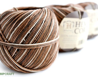 Hemp Cord, Earthy 400ft Hemp Twine Ball, Colored Twine, Craft String
