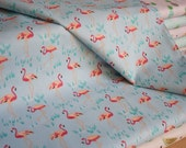 Flamingo Fabric by Rico Design Germany