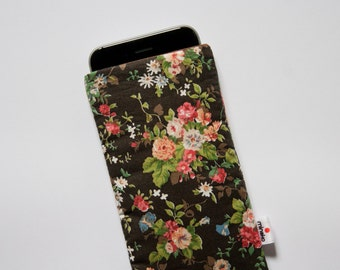Garden Flowers Case iPhone 5s 6s 6s Plus iPod Classic HTC One M9 10 LG G5 Samsung Galaxy S7 Edge Sony Xperia Z5 Compact Nexus 5X 6P Sleeve