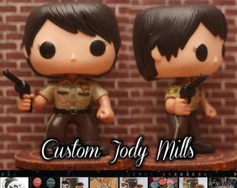 Sheriff Jody Mills - Custom Supernatural Funko pop