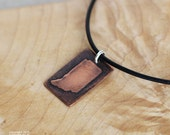 Indiana Necklace. Mens Necklace.