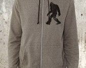 Bigfoot Men's Hoodie - Men's Rocky Eco Mock-Twist Hoodie - Sizes Up to 2XL Available