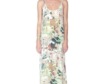 Strathcona Slip Dress