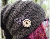 Elf Hat - Brackium Emendo - Pointed Knitted Beanie - READY TO SHIP