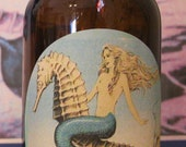 Body / Room Spray ~ Mermaid Mist ~Essential Oils ~ Fragrant Air Therapy ~  Aromatherapy ~ Smudge Spray From Distracting Me