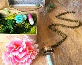 Forest Secret Message Box, Message in bottle Secret Box, Custom pocket box, Custom Birthday Card Wedding Love Friendship Gifts Friend Card