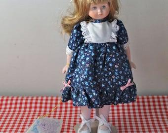 vintage victoria ashley originals GABEL miss MARCH doll