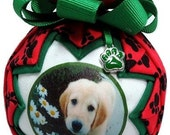 Personalized Pet Photo Ornament - Creating Pet Memories - PPM65951