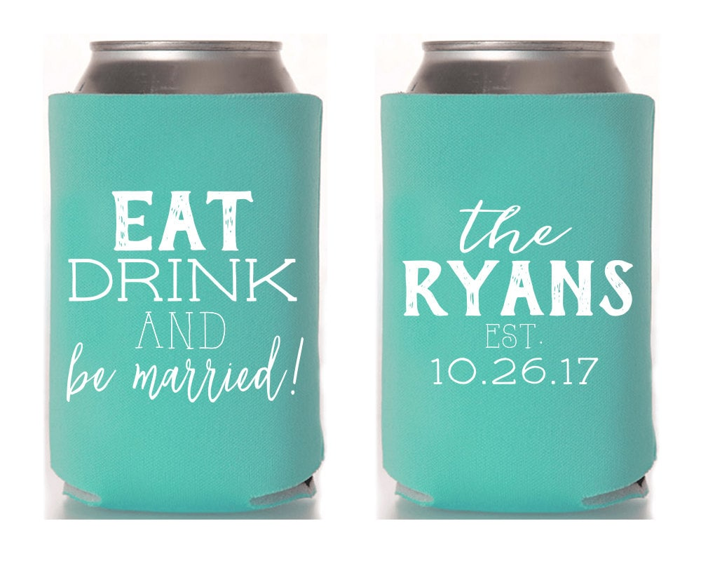 eat drink and be married wedding favors bridal shower favors With eat drink and be married wedding favors