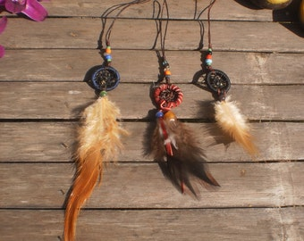 Mini DreamCatchers Set Of 3