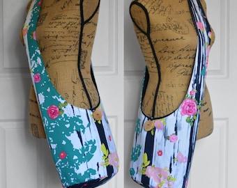 Hobo Bag Hippie Purse Crossbody Bag Sling Bag Hippie Bag Boho Bag Bohemian Purse Floral Handmade Purse Hobo Purse Slouch Bag Hippie Bag