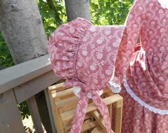 Bonnet Old Rose
