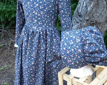Girls Pioneer Dress Beth Special Order Only