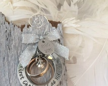 Personalized Wedding Christmas Ornament Our First Christmas as Mr. & Mrs. Mr.  Mr. or Mrs. Mrs. with Couples Initials and Year