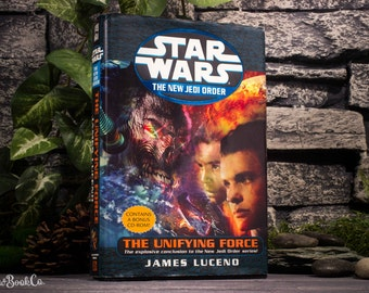Hollow Book Safe - Star Wars - The Unifying Force
