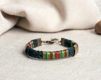 MAZIL Soft Textile Bracelet