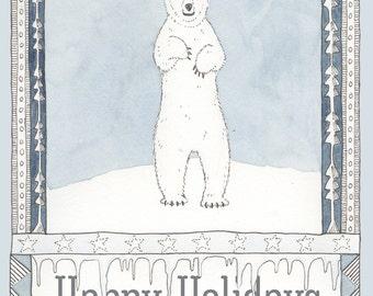North Pole Bear