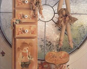 Sweet Hearts by Sandra Malone--Decorative Painting