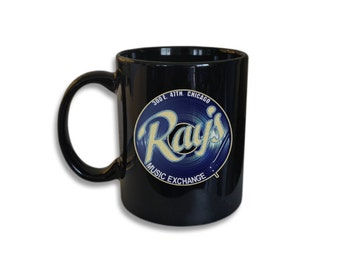 Ray's Music Exchange Ceramic Coffee Cup  (11 oz Coffee Mug)