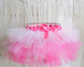 BEST SELLER! Ombré Tutu- Infant to Child Options-You Choose Color/Size- Birthday, Holiday, Request Custom