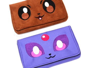 Eevees faces 3DS case