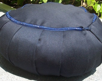 Zafu Cover in Cotton Canvas