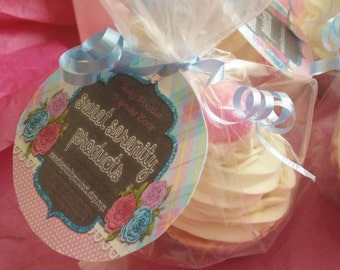 Cold Processed Cupcake Soap