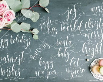 "Shop ""christmas overlays"" in Paper & Party Supplies"
