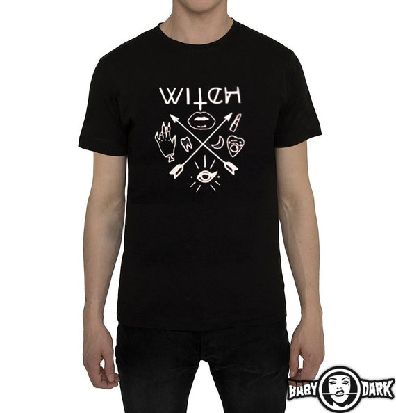 Witch T-shirt- 3 options colours - Occultism clothing