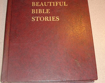 Bible Stories Beautiful Bible Stories 1964