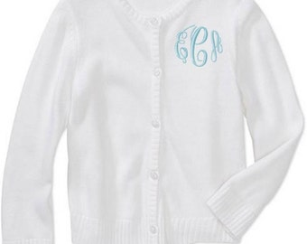 "Shop ""monogram sweater"" in Girls' Clothing"