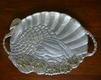 "Turkey Platter by Gorham ""1831"" (B)"