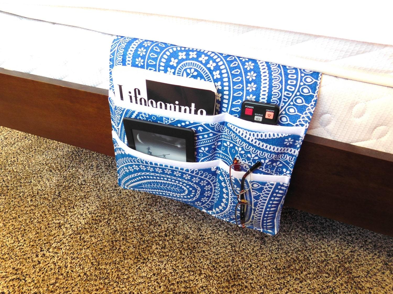 Bedside Caddy Bedroom Pocket Organizer Caddy With Free