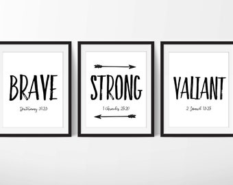 bible verse wall art, scripture wall art, Bible Verse Printables, scripture art, scripture signs, scripture set of 3