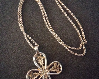 6th Century Byzantine Cross -MMA Reproduction - Sterling Silver