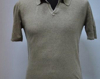 Vintage KENZO men's t-shirt, designer t-shirt....