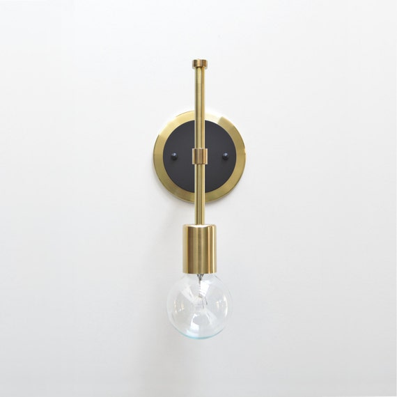 Modern Brass Wall Lamps : Sconce Wall Light Wall Lamp Modern Sconce Modern Wall