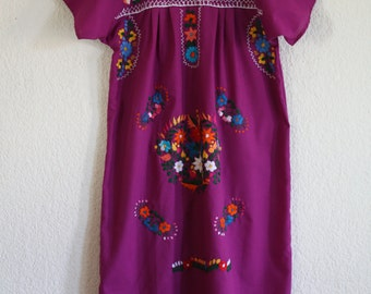 Purple dress- M size